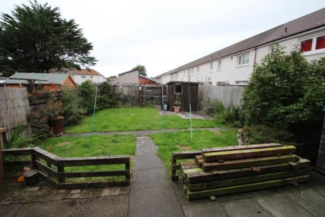 Rear Garden of Steps Road, Irvine, North Ayrshire KA12