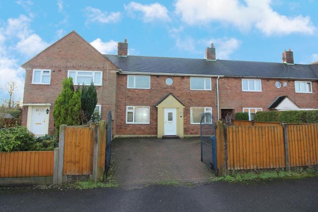 Thumbnail Mews house for sale in Highfield Close, Blythe Bridge, Stoke-On-Trent