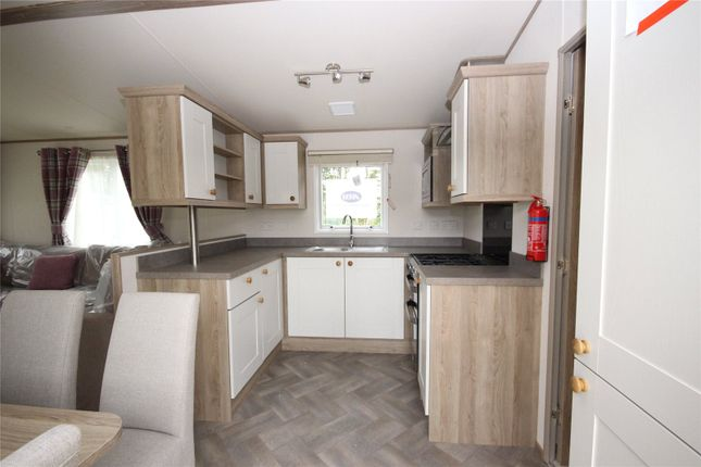 Kitchen of St David, Camelot Holiday Park, Longtown, Carlisle, Cumbria CA6