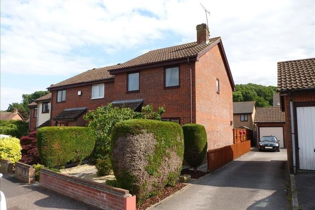 Thumbnail Terraced house to rent in Ashmead, Yeovil