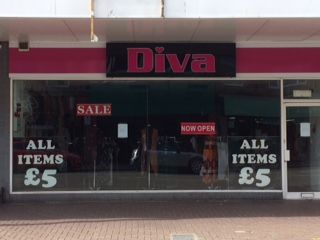 Retail premises to let in Bodfor Street, Rhyl