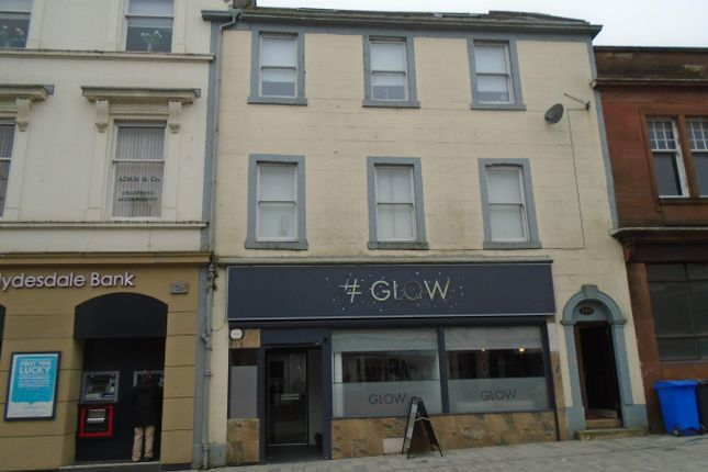Thumbnail Commercial property for sale in High Street, Irvine