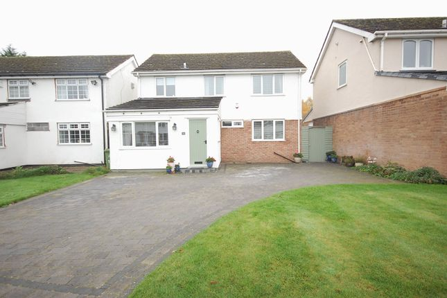 Thumbnail Detached house for sale in Vicarage Close, Hale Village, Liverpool