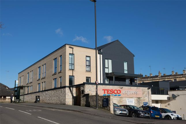 Thumbnail Flat for sale in Oliver Court, Crown Road, Weston, Bath