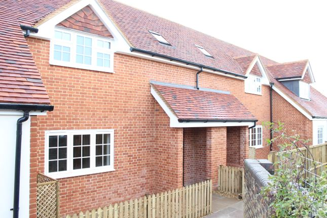 Thumbnail Semi-detached house for sale in High Street, Great Bedwyn