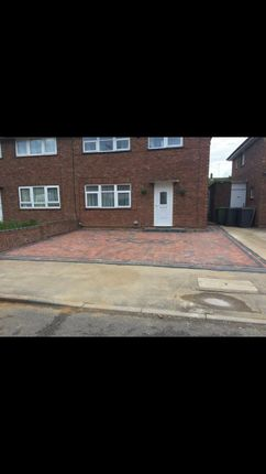 Thumbnail Semi-detached house to rent in Montague Ave, Luton