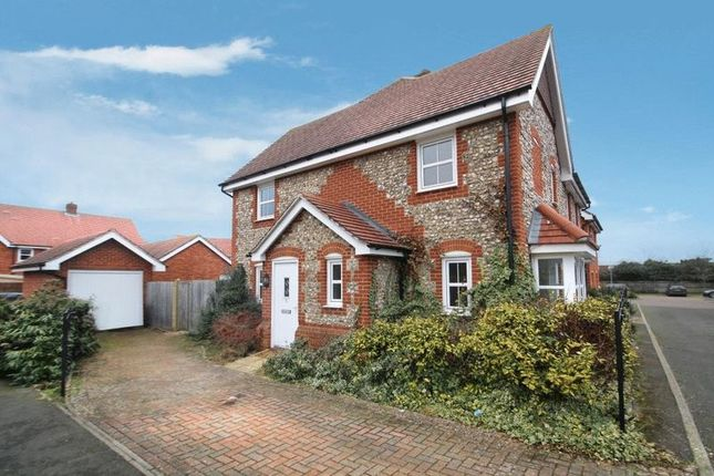 Thumbnail Semi-detached house for sale in Greenwoods, The Common, Downley, High Wycombe
