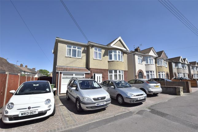 Thumbnail Detached house for sale in Court Road, Kingswood