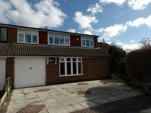 Thumbnail Semi-detached house for sale in St. Brides Close, Penketh, Warrington, Cheshire