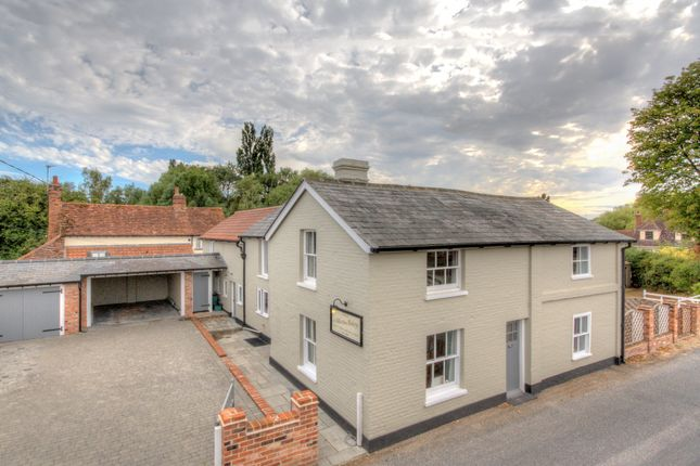 Thumbnail Detached house for sale in Layer Road, Abberton, Colchester, Essex