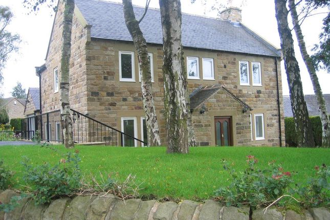 Thumbnail Detached house to rent in Wood End, Hillside, Holloway, Matlock