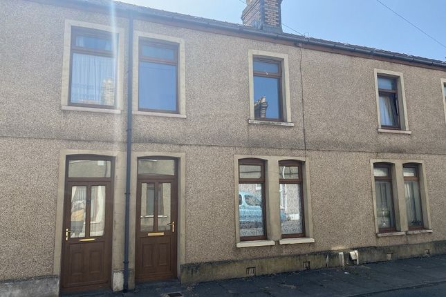 Thumbnail Terraced house to rent in Stair Street, Port Talbot, Neath Port Talbot.