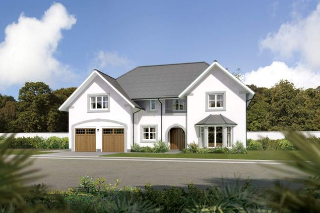 "Thumbnail Detached house for sale in ""Gordon"" at Crathes, Banchory"
