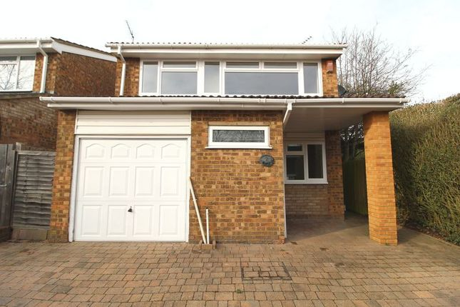 Thumbnail Detached house to rent in Chalfont Close, Hemel Hempstead