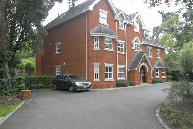 Thumbnail Flat to rent in Selhurst Court, 119 Gordon Road, Camberley, Surrey