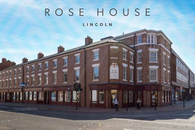 Thumbnail Retail premises for sale in High Street, Lincoln