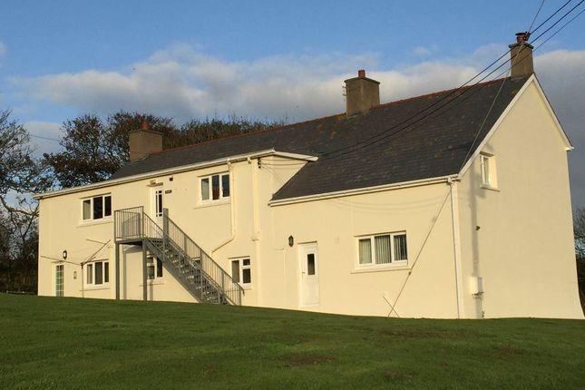 Thumbnail Flat to rent in Bryn Gwyn Farmhouse, Haverfordwest, Pembrokeshire