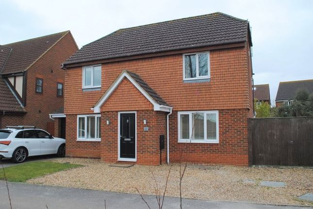 Thumbnail Detached house for sale in Magnolia Drive, Rushden
