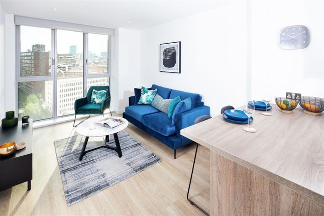 Living Area (14) of Dearmans Place, Salford M3
