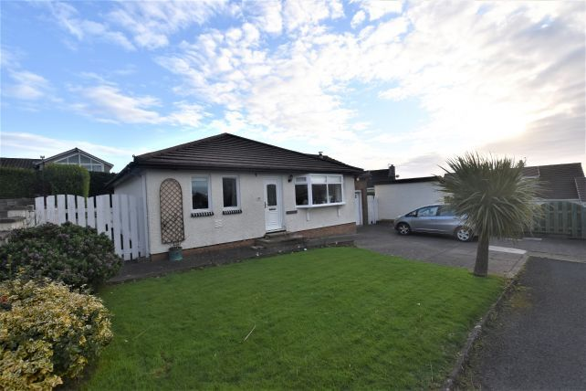 Thumbnail Bungalow for sale in Harbour Road, Onchan