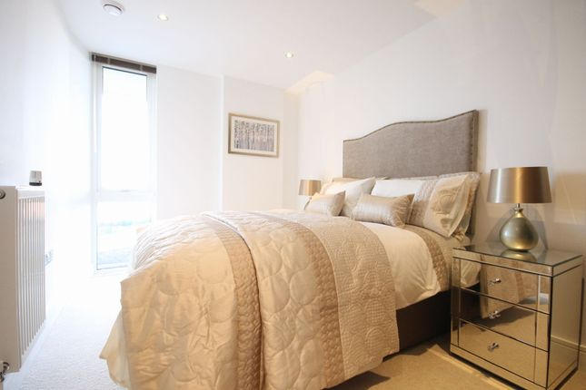 Second Bedroom of Beacon Point, 12 Dowells Street, New Capital Quay, Greenwich SE10