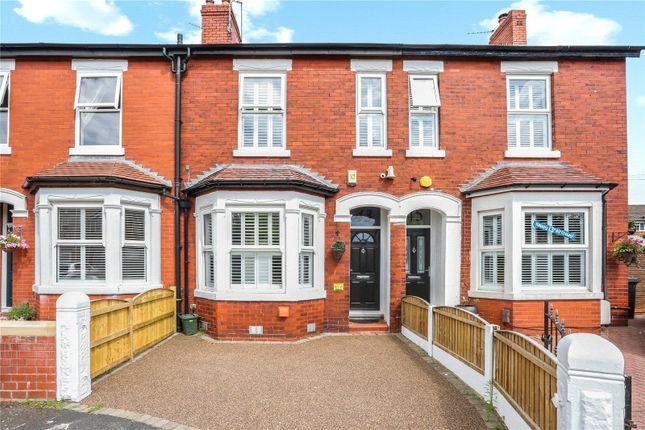 Thumbnail Terraced house for sale in Princes Road, Broadheath, Altrincham, Cheshire