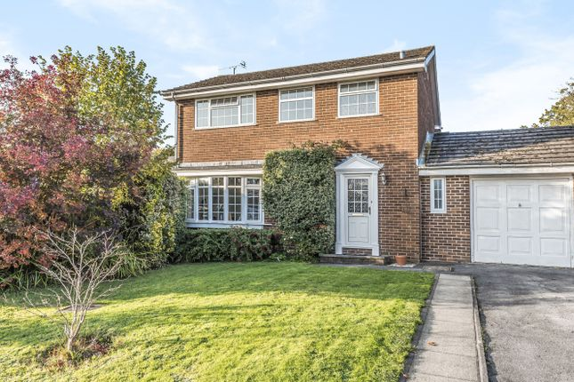 Thumbnail Detached house for sale in Dickins Way, Horsham