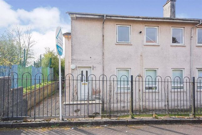 Thumbnail Flat for sale in Vanguard Street, Clydebank