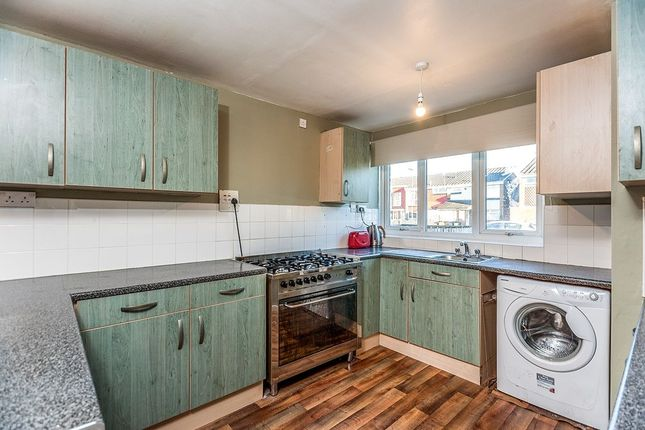 Thumbnail Terraced house to rent in Bodmin Close, Wallsend