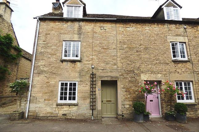 Thumbnail End terrace house to rent in New Church Street, Tetbury