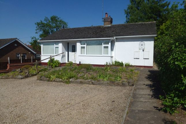 Thumbnail Detached bungalow for sale in Hillside, Castle Donington, Derby