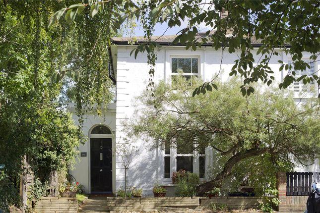 Thumbnail End terrace house for sale in Dunstable Road, Richmond, Surrey
