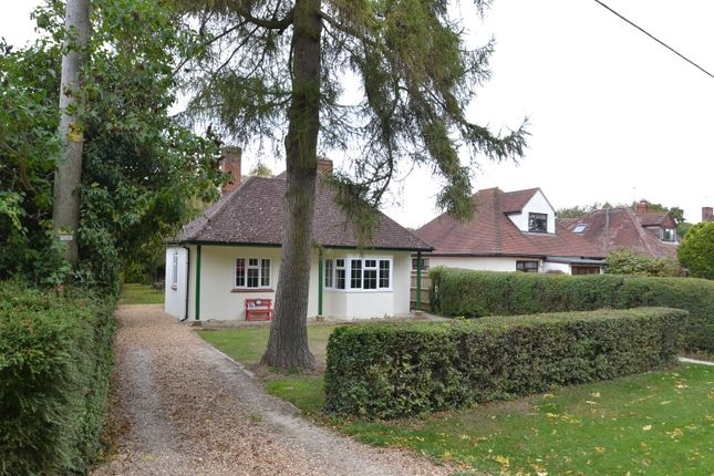 Thumbnail Detached bungalow to rent in Hurst Lane, Cumnor, Oxford
