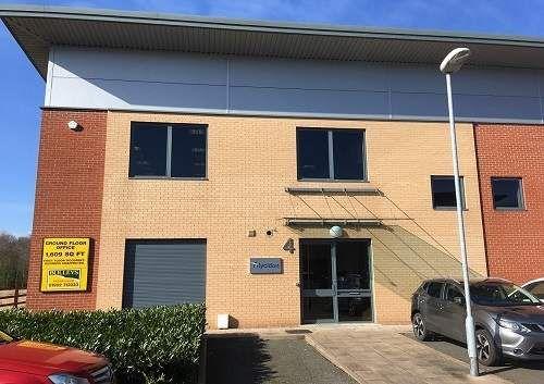 Thumbnail Office to let in Unit 4 Element Court, Mercury, Hilton Cross Business Park