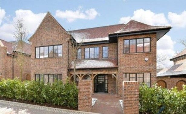Thumbnail Detached house for sale in Chandos Way, London
