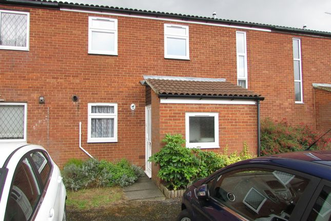Thumbnail Terraced house for sale in Hopton Road, Stevenage