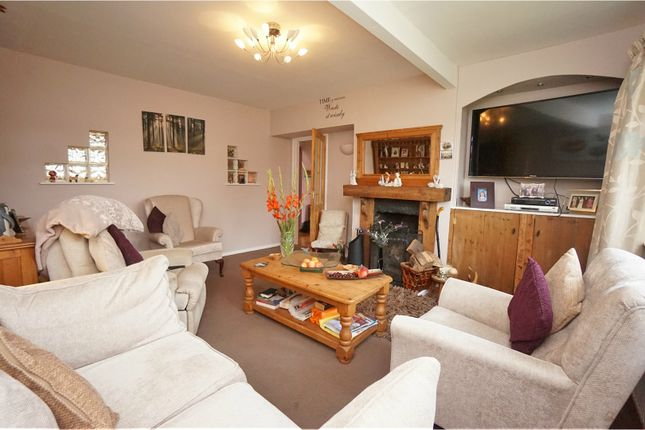 Thumbnail Semi-detached bungalow for sale in Granville Road, Hitchin