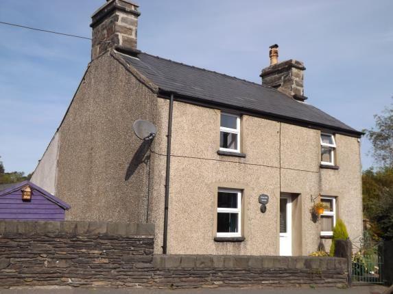 Thumbnail Detached house for sale in Adwy Ddu Smithy, Penrhyndeudraeth, Gwynedd