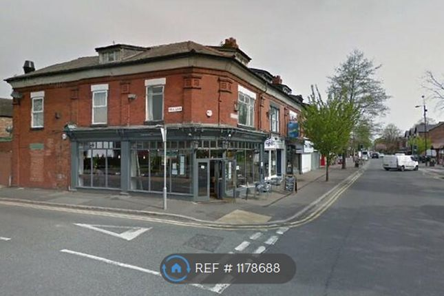 Thumbnail Flat to rent in Burton Road, Manchester