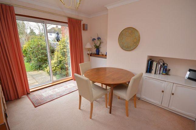 Dining Room of Elm Road, Chessington, Surrey. KT9