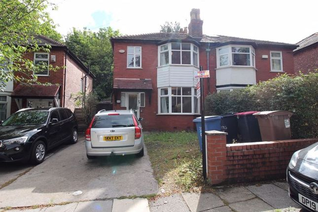 Thumbnail Semi-detached house to rent in Brookside Drive, Salford
