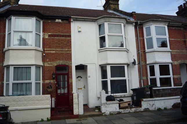 Thumbnail Terraced house for sale in Havelock Road, Northfleet, Gravesend