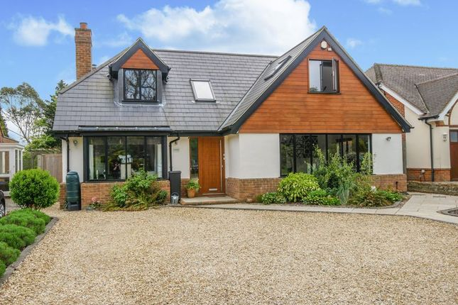 Thumbnail Detached house to rent in Bovingdon Green, Marlow