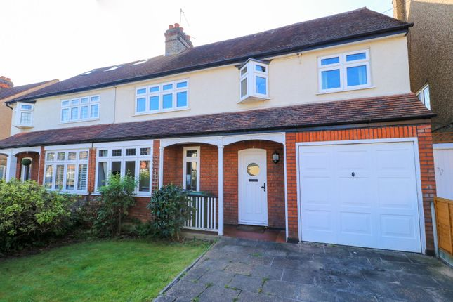 Thumbnail Semi-detached house for sale in Mayfield Road, London