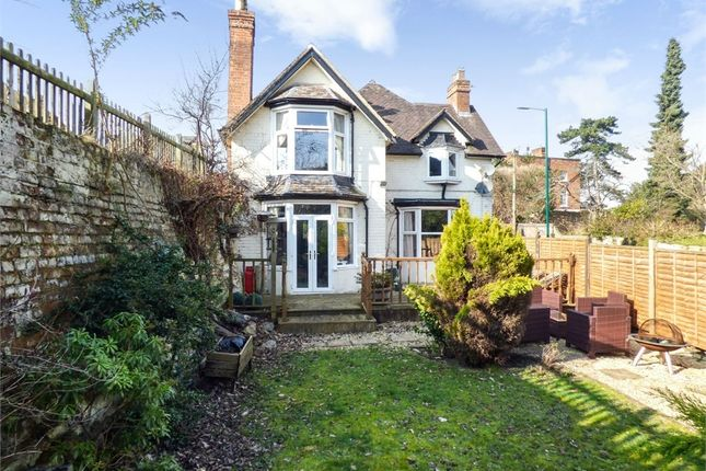 Thumbnail End terrace house for sale in The Mount, Shrewsbury, Shropshire