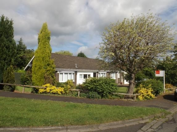 Thumbnail Bungalow for sale in Linden Way, Ponteland, Newcastle Upon Tyne, Northumberland