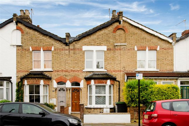 Thumbnail Terraced house for sale in Eleanor Road, Bounds Green