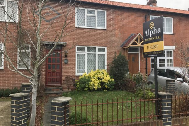 Thumbnail Bungalow to rent in Vegal Crescent, Englefield Green, Egham
