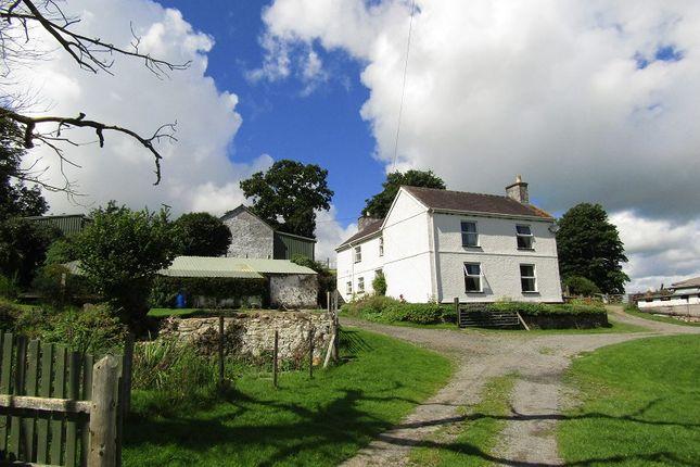 Thumbnail Detached house for sale in Llangynog, Carmarthen, Carmarthenshire.