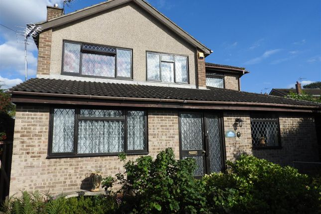 Thumbnail Detached house for sale in Barlow Drive North, Awsworth, Nottingham